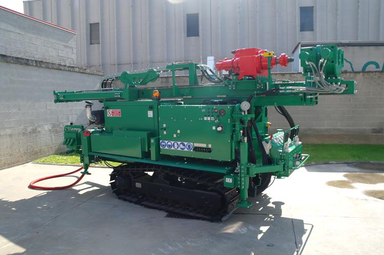 GM 600 attrezzature carotaggio geomarc