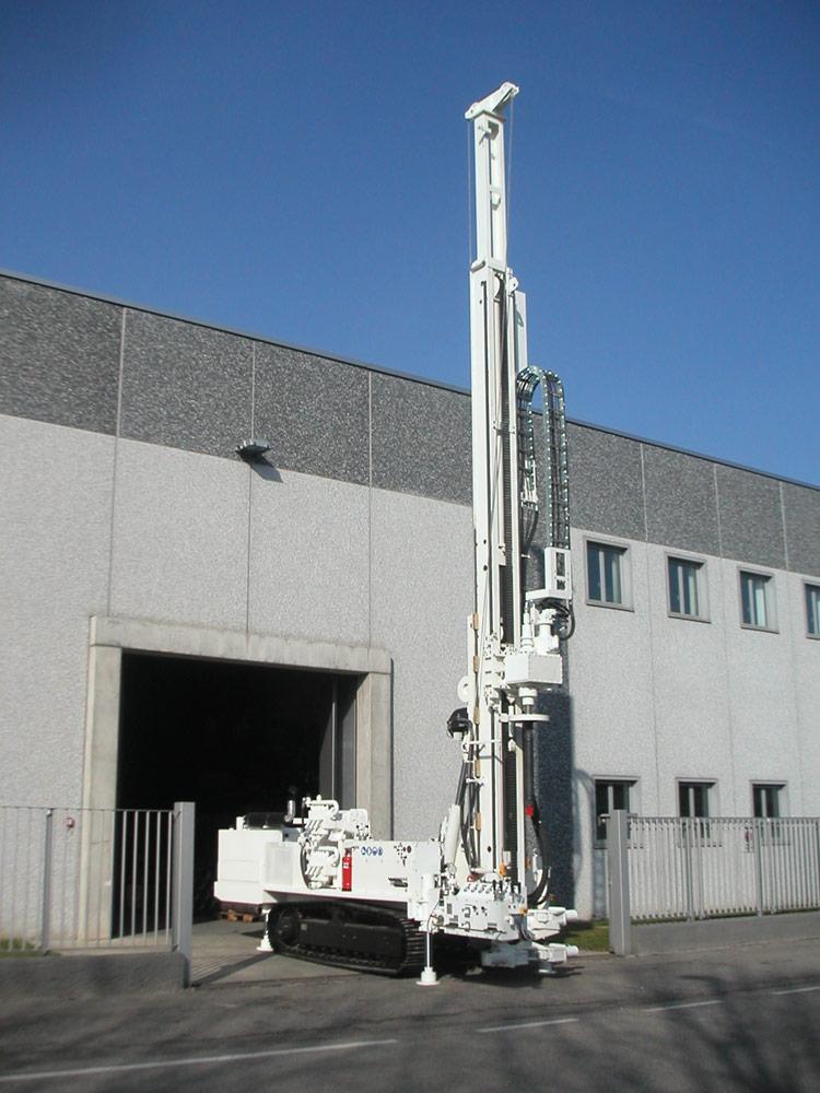 geomarc carotaggio equipment sonde gm600