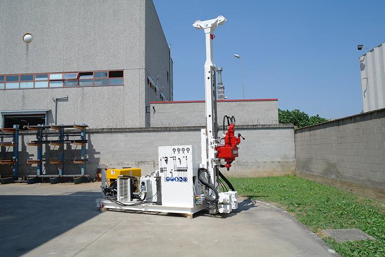 sonda elicotterabile leggera