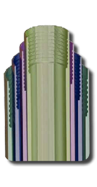 tubi rivestimento serie standard dcdma